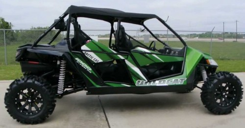 Arctic Cat Wildcat 1000 4